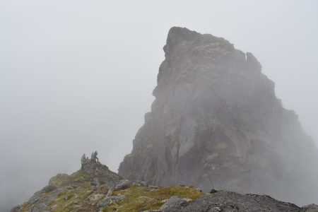 The unreachable summit of Munken, Adam Dawson