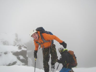 Join our Winter Skills course in Scotland