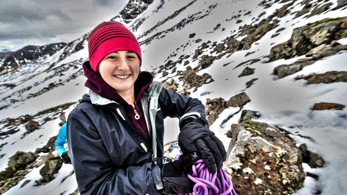 Scotland – Winter Mountaineering
