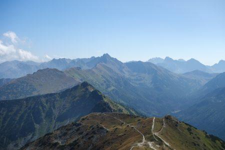 The High Tatras: Walking from Slovakia into Poland